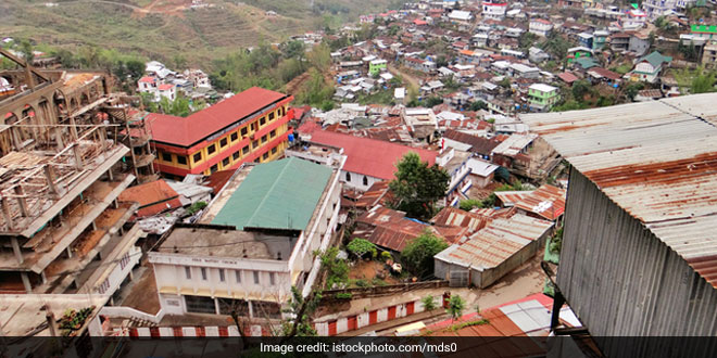 Manipur village collects waste from residents