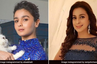 Be 'Environment's Secret Santa' And Ditch Plastic Wrapping This Christmas Actors Alia Bhatt, Juhi Chawla