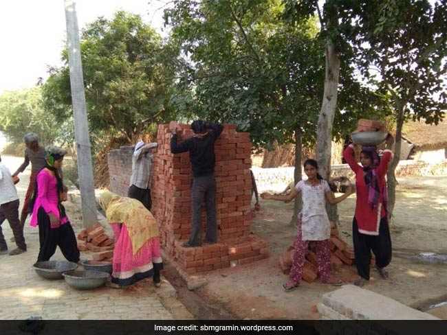 Is It Possible For A Region To Become Open Defecation Free Within 24 Hours This Uttar Pradesh Village Gives A Nod