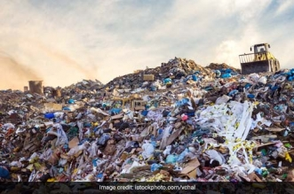 Bhalaswa Landfill Site To Be Covered In Green Membrane: NDMC Official
