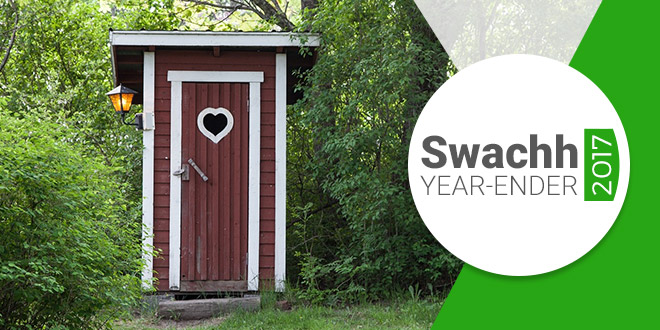 Swachh Bharat Abhiyan 2017 Year In Review: India's Sanitation Coverage Goes Up In Third Year Of Swachh Bharat Abhiyan