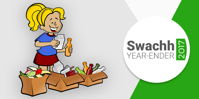 Swachh Year-Ender 2017: India's Growing Garbage Crisis Intensifies But Some Success Stories Emerge