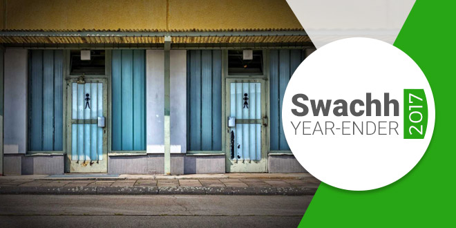 Swachh Year-Ender 2017: India's Sanitation Coverage Doubled, Behaviour Change Still A Point Of Focus