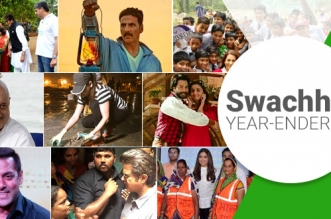 Swachh Year-Ender 2017: Bollywood Celebrities Who Supported India's Biggest Cleanliness Drive – The Swachh Bharat Abhiyan