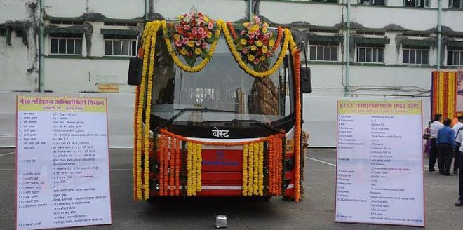 To Combat Air Pollution, Mumbai To Welcome Eco-Friendly Public Transport Buses