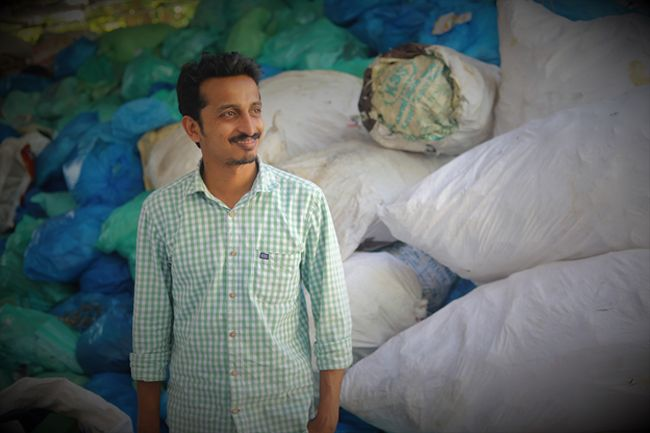 Concerned By The Waste Disposal Methods, This Man From Kerala Is Showing India How It Can Tackle Its Growing Garbage Crisis