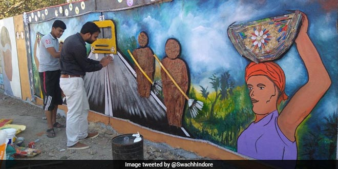 India, Take A Cue From Madhya Pradesh. The State Is The First To Achieve 100% Door-To-Door Garbage Collection