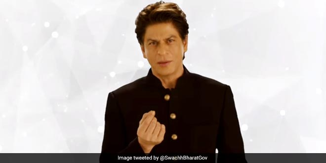 Swachh Survekshan 2018 Actor Shah Rukh Khan On How To Curb Waste Generation By 50%