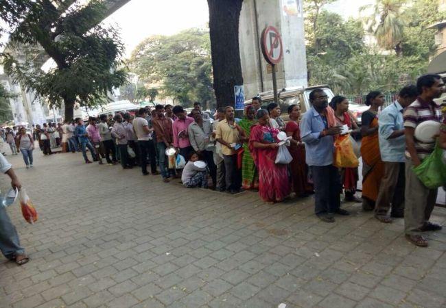 Curbing Food Wastage Via Roti Bank_ndtv