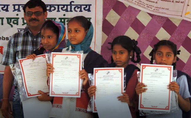 Ahmedabad District Witnesses A Swachh Song Competition As Part Of Swachh Bharat Pakhwada