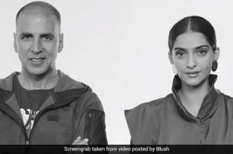 #AbSamjhautaNahin: PadMan Actors Akshay Kumar And Sonam Kapoor Come Forward To Provide Sanitary Napkins To Underprivileged Women