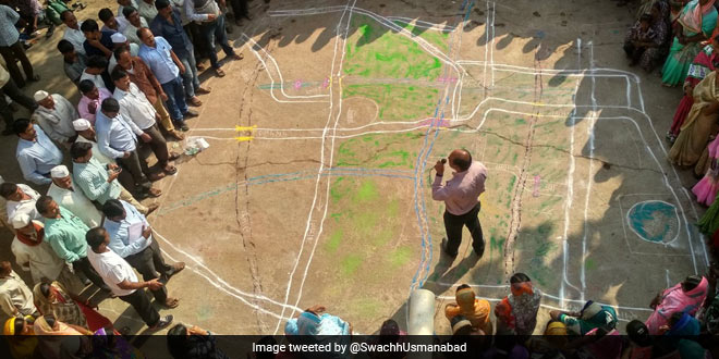 Osmanabad becomes Open Defecation Free