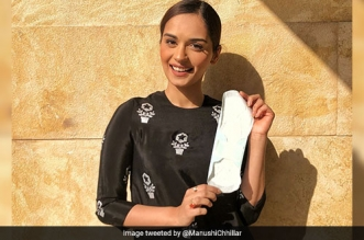 #PadManChallenge: Miss World Manushi Chillar Says, 'Good Hygiene Practices Helped Me Stay Healthy, Every Girl Deserves The Same Opportunity'