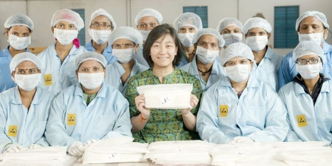 Women's Day 2018: Meet The Award Winning 27-Year-Old, Who Has Come Up With 100 Per Cent Biodegradable Sanitary Napkins