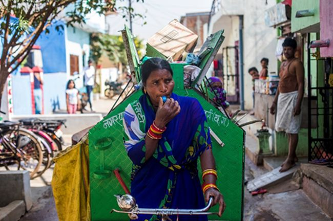 #WomenForSwachhIndia: Story Of Two Friends From Durg District Of Chhattisgarh Who Is Helping India Become Waste-Free