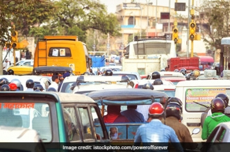Chaos, Pollution Hit Chandigarh With Growing Vehicles