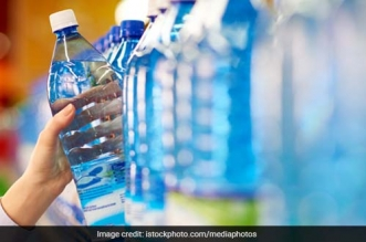 90% Bottled Water From Leading Brands Found To Be Contaminated Globally