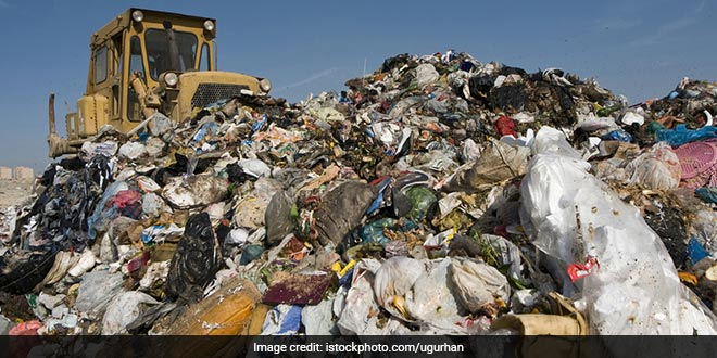 IIT Expert And South Delhi Municipal Corporation Come Together To Stabilise The Okhla Landfill Site