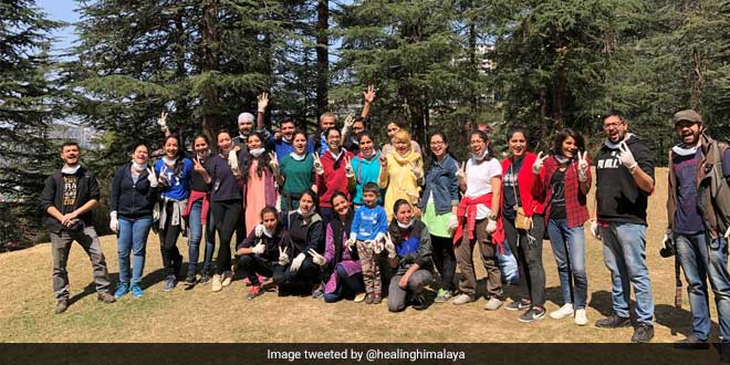 These Trekkers Are On A Mission To Make Shimla Swachh, Here's What They Are Doing