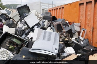 E-waste collection targets have been further reduced