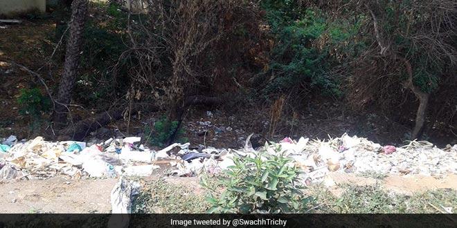 Trichi food waste