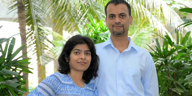 Bengaluru Couple Develops Eco-Friendly Alternative To Plastic Bin Bags