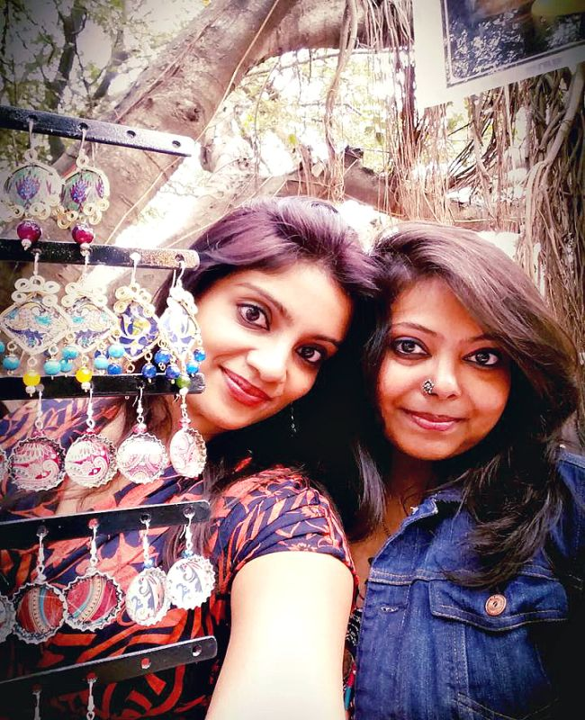 Heard Of Jewellery From Waste Items? These Two Women Innovators From Bengaluru Are Doing Just That