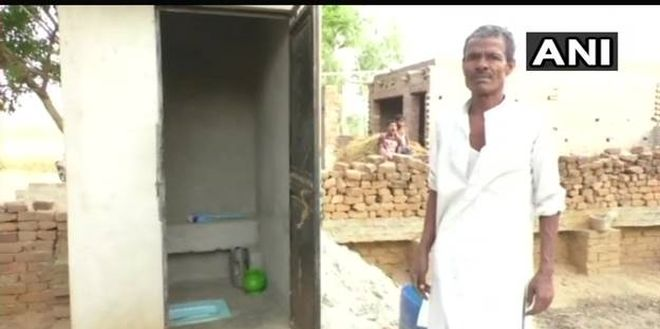 'Swachhta Before Rozi Roti', Says The Man From Uttar Pradesh Who Sold His Goats To Build A Toilet