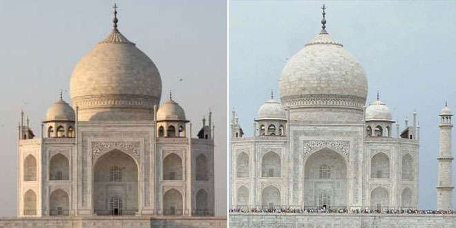 'It Is Becoming The Eighth Wonder Of The World', Top Court On Taj Mahal's Change In Color Due To Air Pollution
