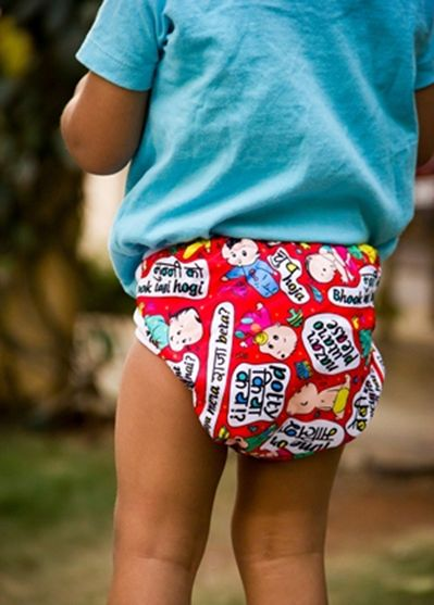 Worried About The Impact Of Her Own Actions On The  Environment, This 'Supermom' Decided To Make Eco-Friendly Diaper Alternatives