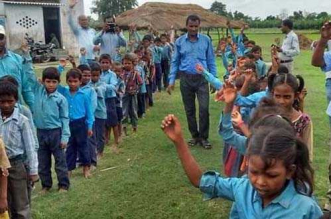 Women And Children Lead Sanitation Movement In Piprasi In Champaran To Make It Bihar's Only ODF Block