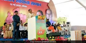 Madhya Pradesh Will Be ODF By October 2, 2018, Says Chief Minister Shivraj Singh Chouhan