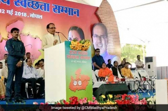 Madhya Pradesh Will Be ODF By October 2, 2018, Says Chief Minister Shivraj Singh Chouhan