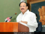 Waste Management Must Become Individual Responsibility Says Vice President Venkaiah Naidu