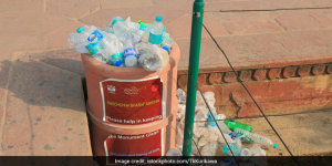 To Beat Plastic Pollution, UGC Directs Universities To Ban Usage Of Plastic Items On Campus