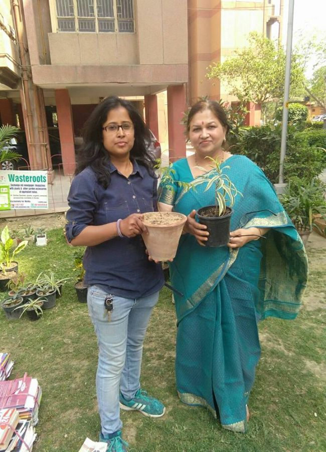 Give Paper Waste, Get Plant In Return, That Is 37-Year-Old Woman's Solution To Deal With Excess Waste In Noida