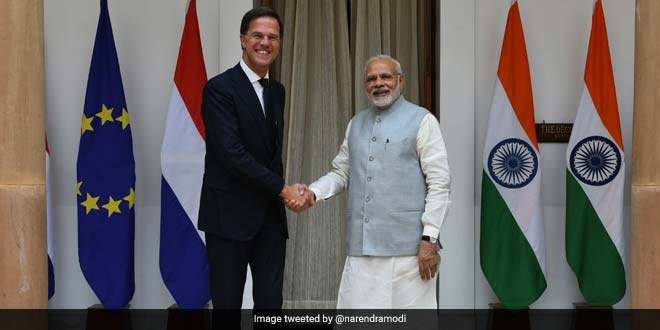 Netherlands and India will cooperate on tackling air pollution