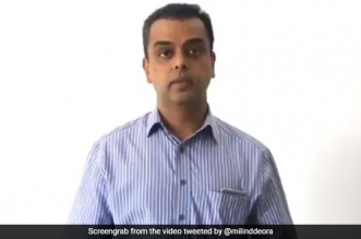 #QuitPlasticMovement: Every Little Step To Reduce Plastic Consumption, To Reduce Your Plastic Footprint Counts And Goes A Long Way, Says Ex-IT Minister Milind Deora