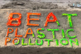 6,000 Mumbaikars Pledge To Beat Plastic Pollution As They Welcome World Environment Day Celebrations At Versova Beach