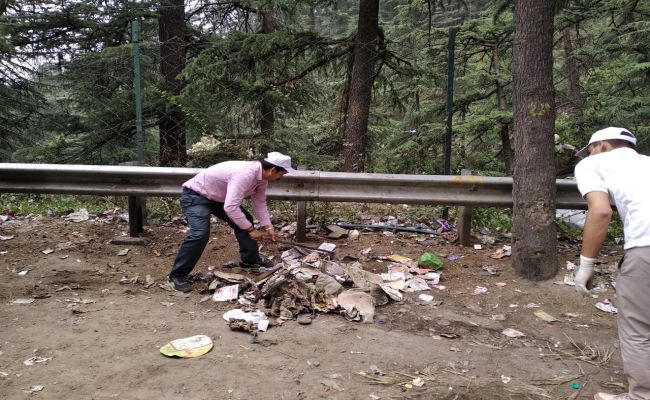 Polythene Hatao, Paryavaran Bachao: Himachal Pradesh Chief Minister Jairam Thakur Launches A Campaign Against Plastic Bags