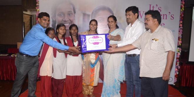 On Menstrual Hygiene Day, Jamshedpur Based NGO Gifts Two PadBanks To Government School Girls