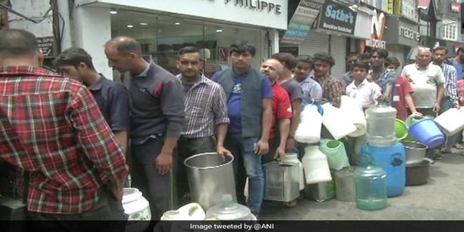 Water Crisis Looming Large Over Himachal Pradesh, Warn Environmentalists