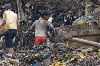 Kolkata's dependency on its sole landfill has the state's pollution control board worried
