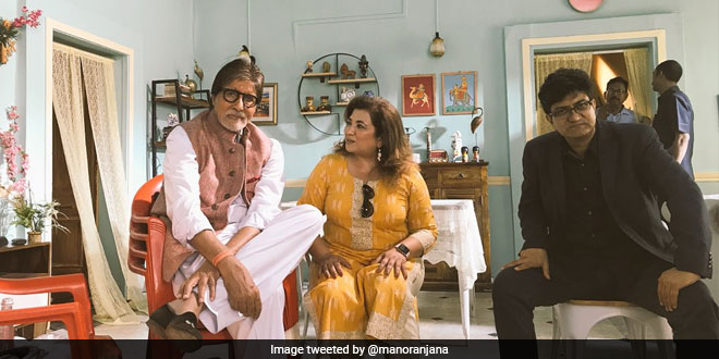 Big B Gears Up For The World Environment Day, Starts Preparing For #GreenGoodDeeds