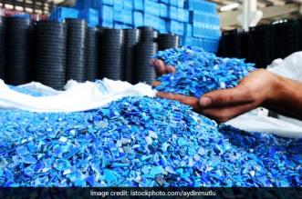 Recyclable plastics could lessen India's plastic waste burden