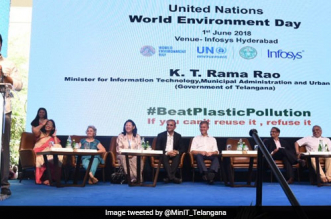 World Environment Day Celebrations In Hyderabad: Telangana IT Minister K T Rama Rao Shares How The State Aims To Go Green In The Future