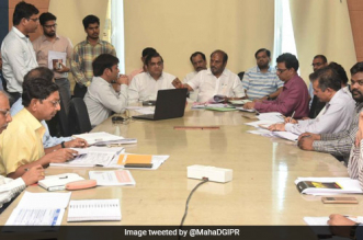 directed the officials to take stern action against companies that release chemical-filled water in rivers.