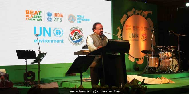 It's Upon People To Act On Laws On Environment Related Issues: Union Environment Minister Dr. Harsh Vardhan