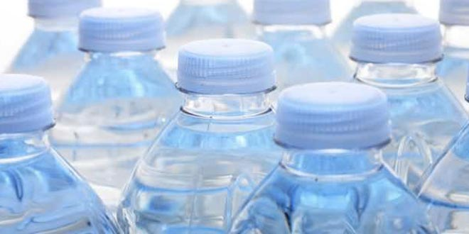 The forest administration is buying bottles from shopkeepers and residents