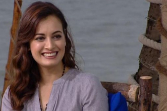 Dia Mirza said that usage of plastic products in films has normalised its usage by people